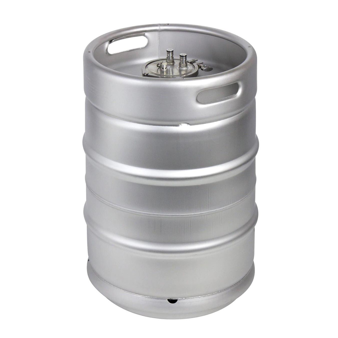 Blue Moon Beer Keg